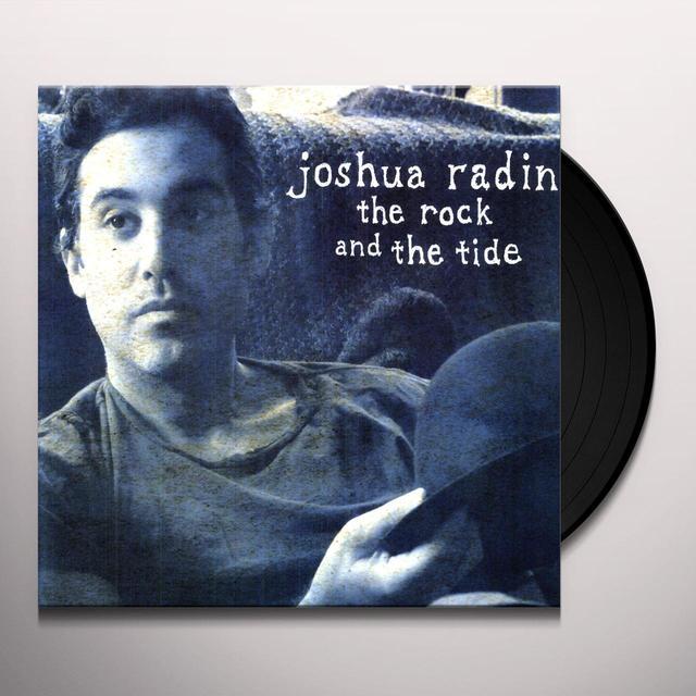 Joshua Radin ROCK & THE TIDE Vinyl Record