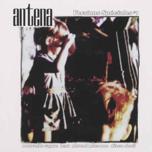 Antena VERSIONS SPECIALES #1 (EP) Vinyl Record