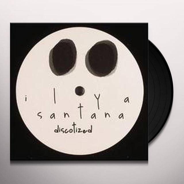 Ilya Santana DISCOTIZED / HOLDING YOU (EP) Vinyl Record