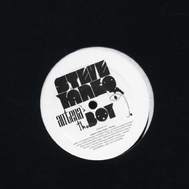 Steve Yanko BOY & PROSTITUTE PINK Vinyl Record
