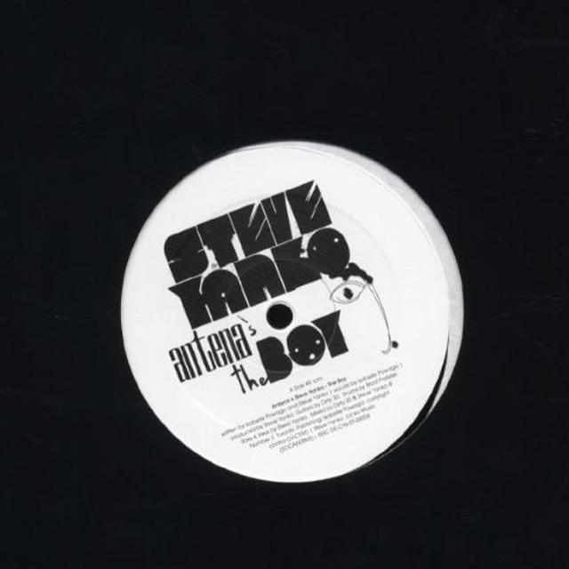 Steve Yanko BOY & PROSTITUTE PINK (EP) Vinyl Record