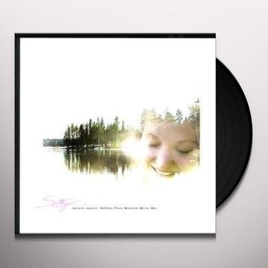 Sally Shapiro JACKIE JACKIE: SPEND THIS WINTER WITH ME (EP) Vinyl Record