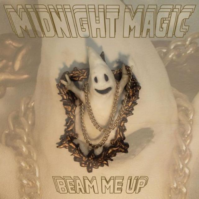 Midnight Magic BEAM ME UP (EP) Vinyl Record