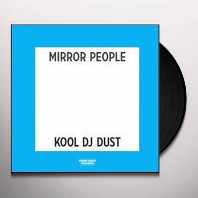Mirror People / Kool Dj Dust ECHO LIFE & BACK TO THE FUTURE (EP) Vinyl Record