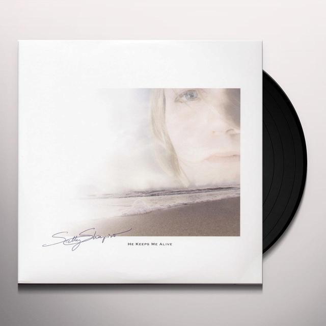 Sally Shapiro HE KEEPS ME ALIVE Vinyl Record