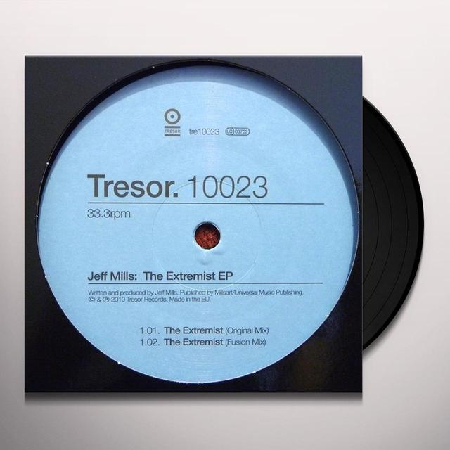 Jeff Mills EXTREMIST EP (EP) Vinyl Record