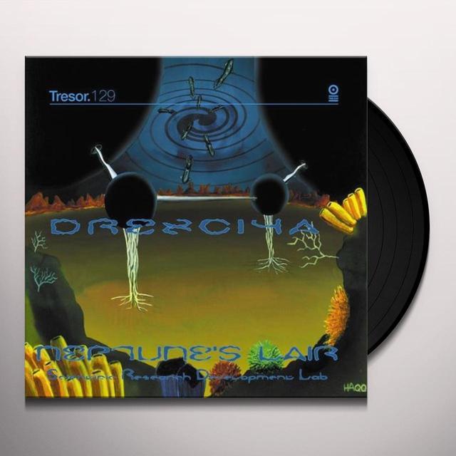Drexciya NEPTUNE'S LAIR Vinyl Record