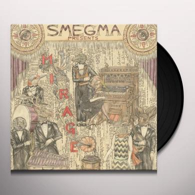 Smegma MIRAGE (EP) Vinyl Record - Limited Edition