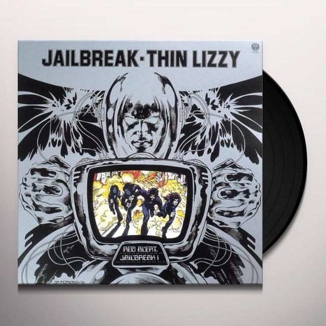 Thin Lizzy JAILBREAK Vinyl Record - UK Release