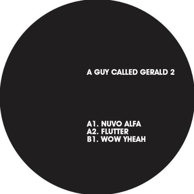 A Guy Called Gerald TRONIC JAZZ: THE BERLIN SESSIONS 2 Vinyl Record