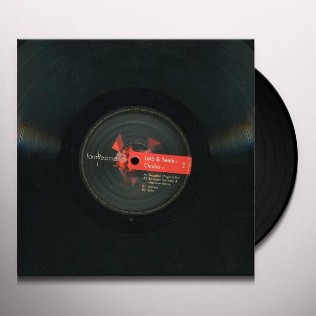 LEIB & SEELE & OCULUS (EP) Vinyl Record