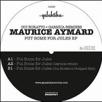 Maurice Aymard PUT SOME FOR JULES Vinyl Record