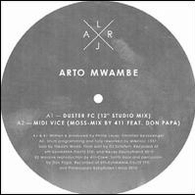 Arto Mwambe DUSTER FC (EP) Vinyl Record