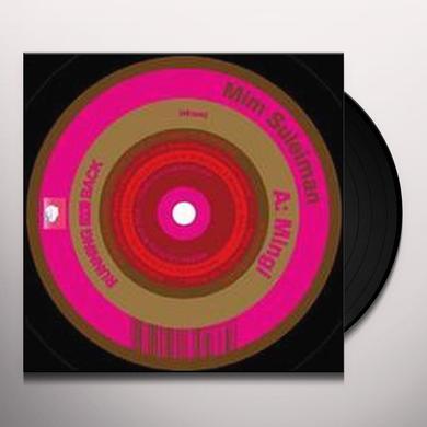 Mim Suleiman MINGI (EP) Vinyl Record