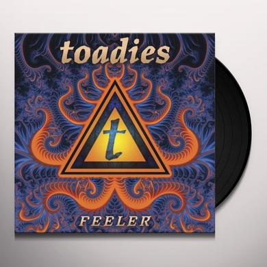 Toadies FEELER Vinyl Record - Limited Edition