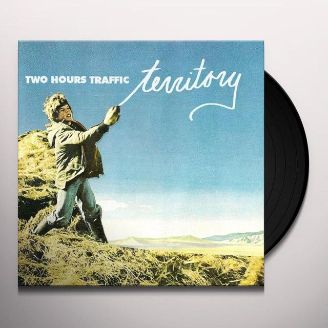 Two Hours Traffic TERRITORY (Vinyl)