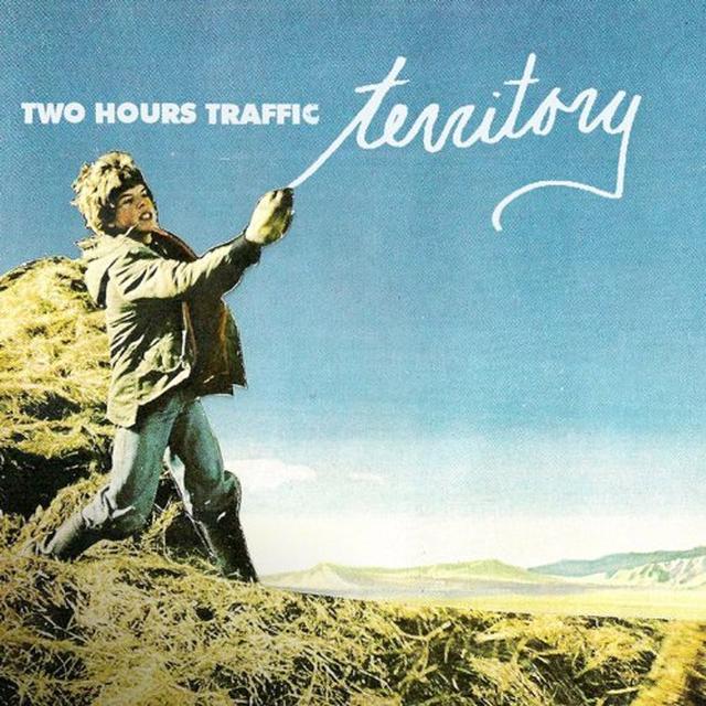 Two Hours Traffic TERRITORY (Vinyl)