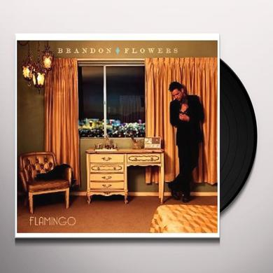 Brandon Flowers FLAMINGO Vinyl Record