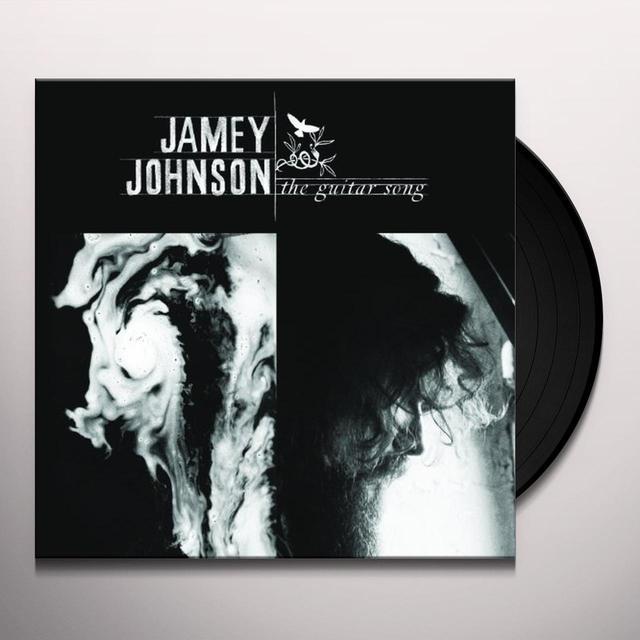 Jamey Johnson GUITAR SONG (BOX) Vinyl Record