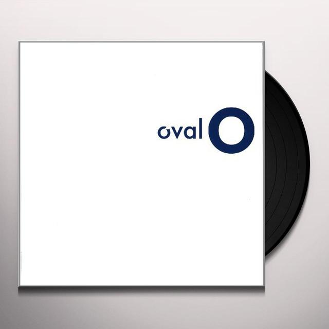 Oval O Vinyl Record - Digital Download Included