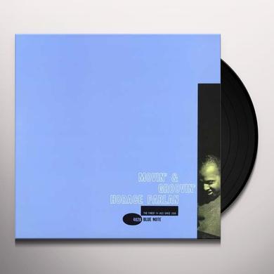 Horace Parlan MOVIN & GROOVIN Vinyl Record - 180 Gram Pressing