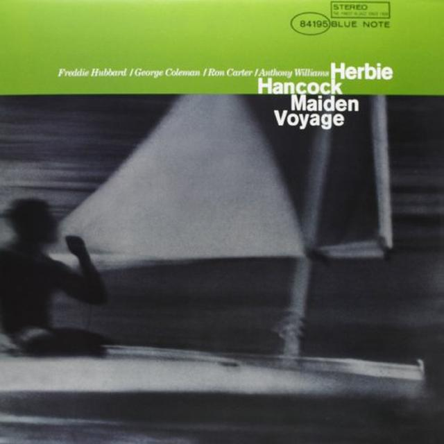 Herbie Hancock MAIDEN VOYAGE Vinyl Record - 180 Gram Pressing