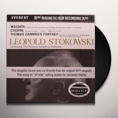 Stokowski WAGNER Vinyl Record