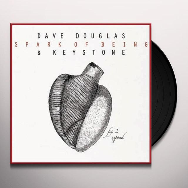 Dave / Keystone Douglas SPARK OF BEING: EXPAND Vinyl Record - Limited Edition