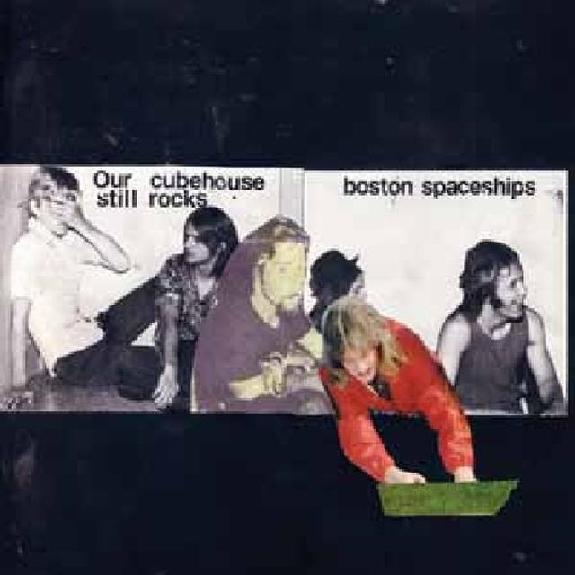 Boston Spaceships OUR CUBEHOUSE STILL ROCKS Vinyl Record