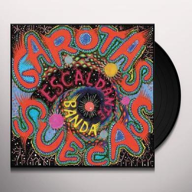 Garotas Suecas ESCALDANTE BANDA Vinyl Record