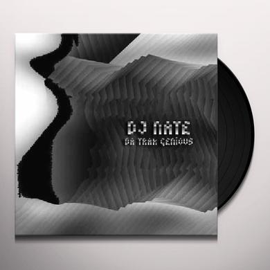 Dj Nate DA TRAK GENIOUS Vinyl Record