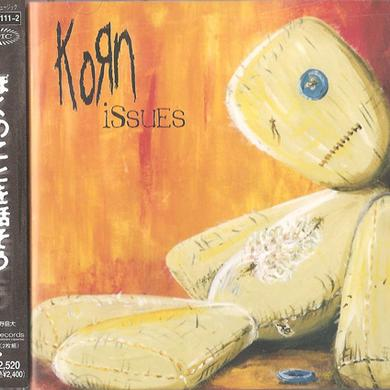 KoRn ISSUES Vinyl Record