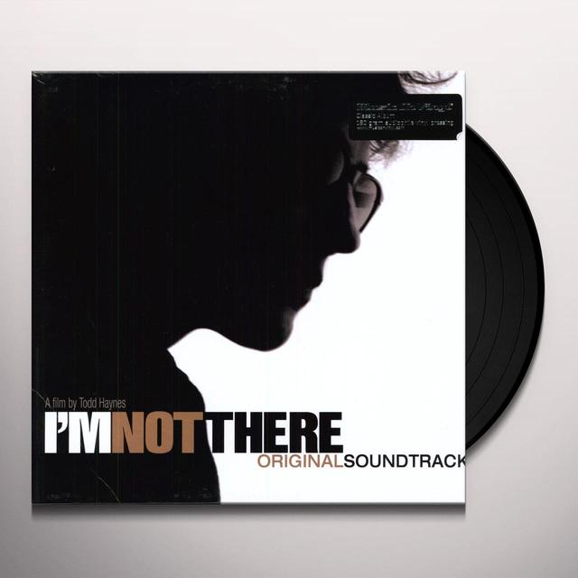 I M NOT THERE / O.S.T. Vinyl Record - Holland Import