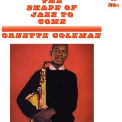 Ornette Coleman SHAPE OF JAZZ TO COME (BONUS TRACKS) Vinyl Record - 180 Gram Pressing