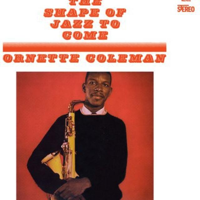 Ornette Coleman SHAPE OF JAZZ TO COME (BONUS TRACKS) Vinyl Record - 180 Gram Pressing