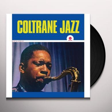 John Coltrane COLTRANE JAZZ (BONUS TRACK) Vinyl Record - 180 Gram Pressing