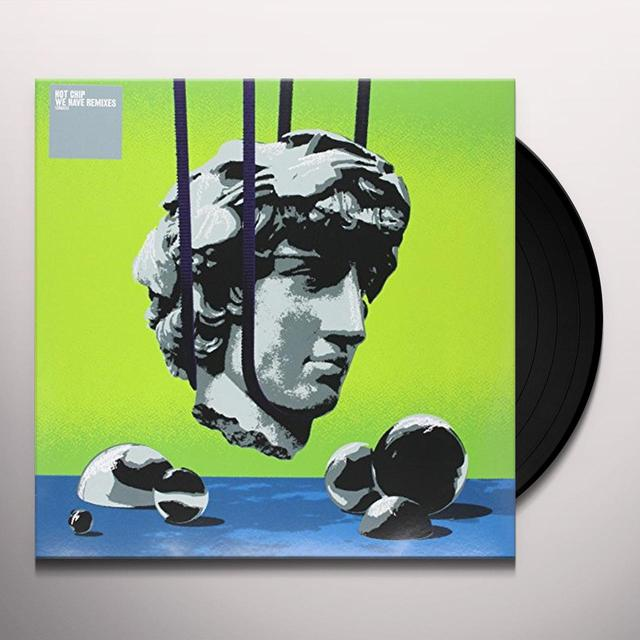 Hot Chip REMIX EP Vinyl Record