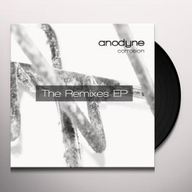 Anodyne REMIX (EP) Vinyl Record