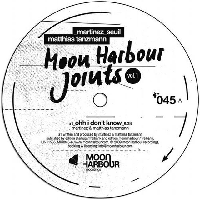 Matthias Martinez / Seuil / Tanzmann MOON HARBOUR JOINTS 1 Vinyl Record