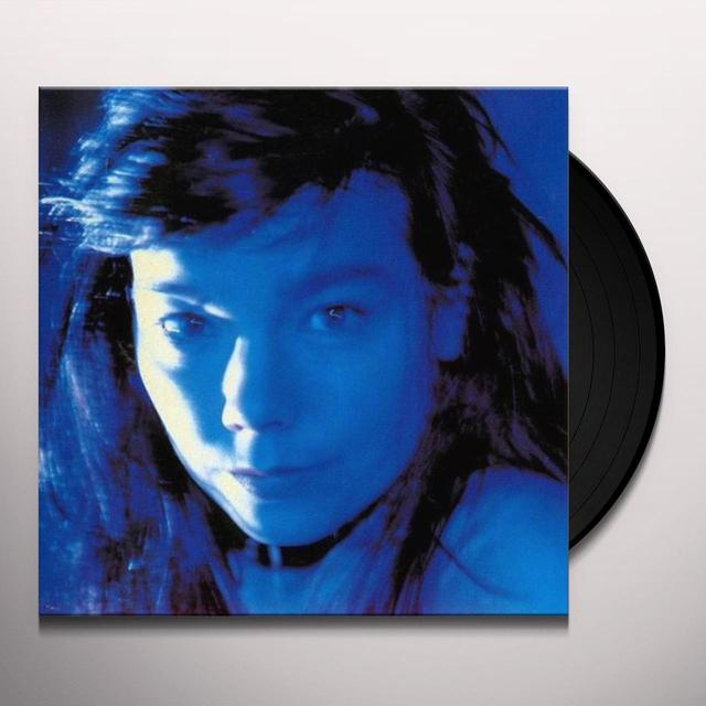 Bjork TELEGRAM Vinyl Record