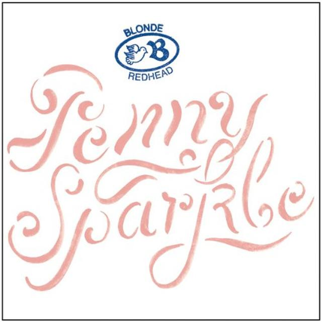 Blonde Redhead PENNY SPARKLE Vinyl Record - MP3 Download Included