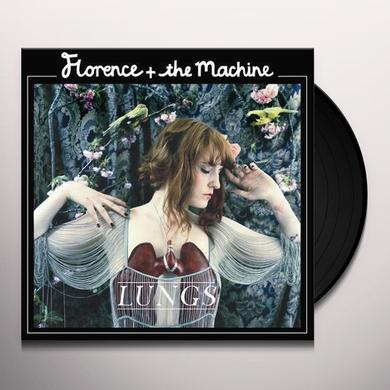 Florence and The Machine LUNGS Vinyl Record - Digital Download Included