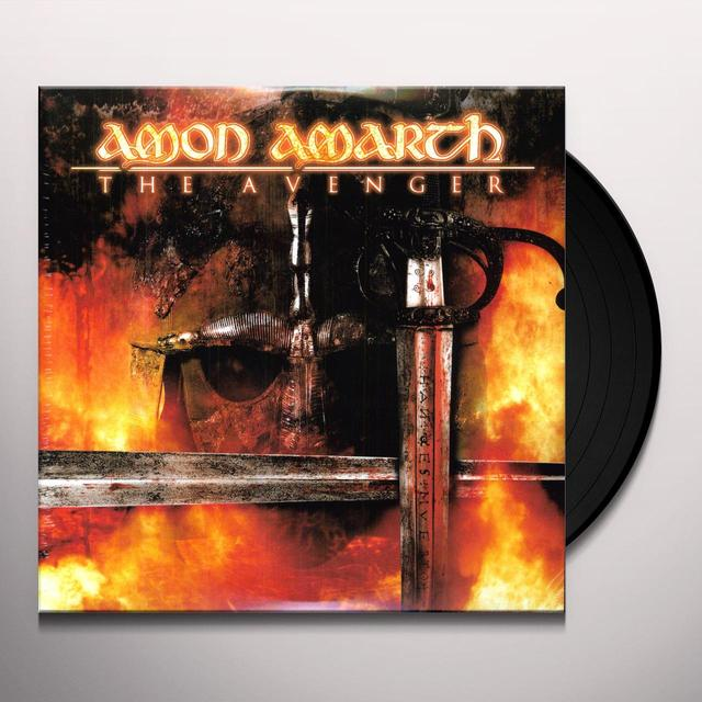 Amon Amarth AVENGER Vinyl Record - Limited Edition, 180 Gram Pressing