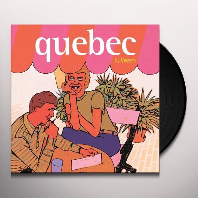 Ween QUEBEC Vinyl Record - Digital Download Included