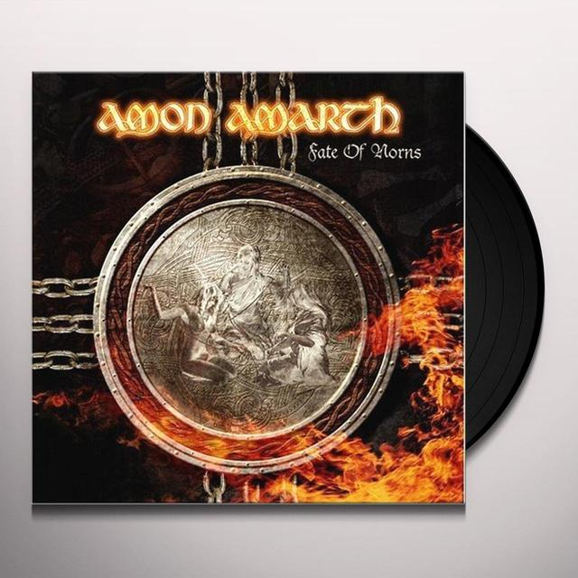 Amon Amarth FATE OF HORNS Vinyl Record - Limited Edition, 180 Gram Pressing