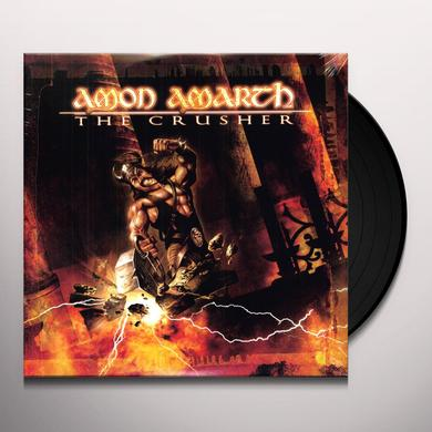 Amon Amarth CRUSHER Vinyl Record