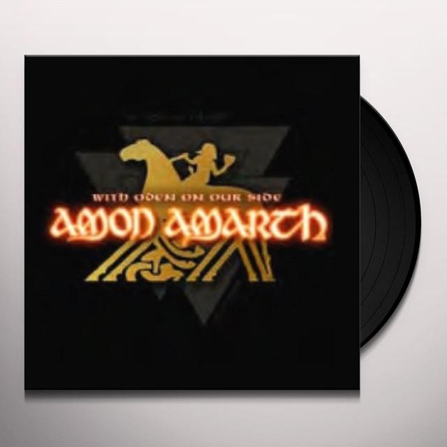 Amon Amarth WITH ODEN ON OUR SIDE Vinyl Record - Limited Edition, 180 Gram Pressing