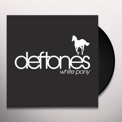Deftones WHITE PONY Vinyl Record
