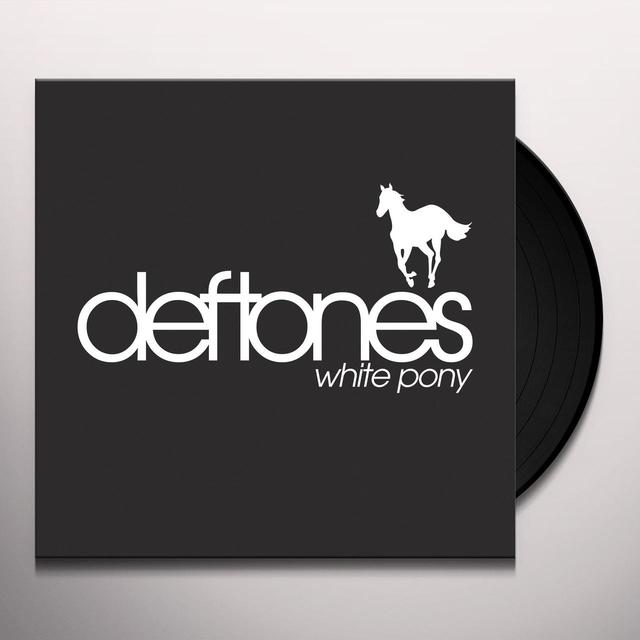 Deftones WHITE PONY Vinyl Record - Reissue