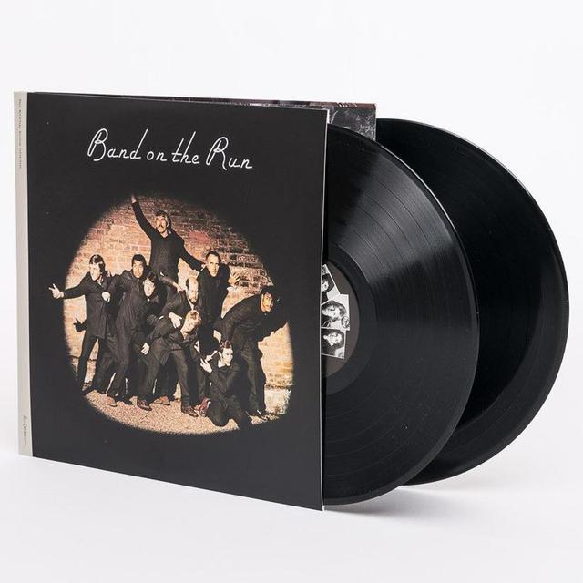 Paul McCartney BAND ON THE RUN Vinyl Record